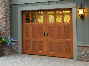 <span>Wooden</span> Garage Doors