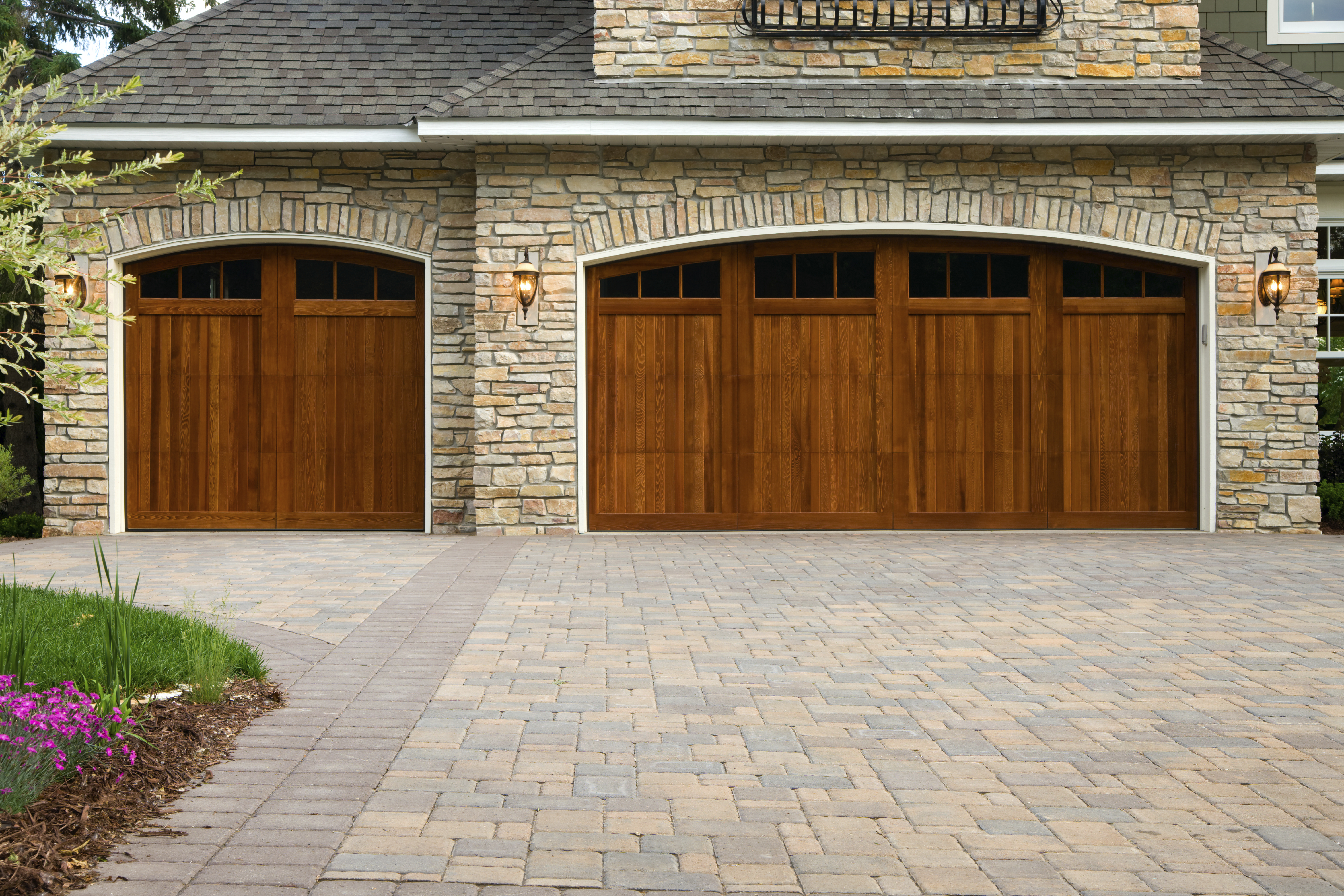 The Garage Door >> What Are The Pros And Cons Of Converting To A Double Garage Door
