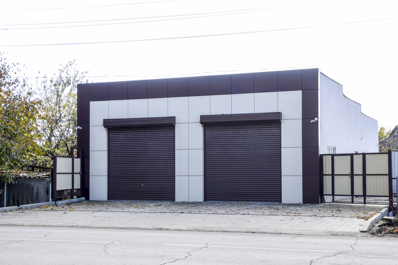Benefits Of Roller Shutter Garage Doors Diamond Garage Doors